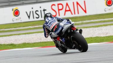 Ben SPies, Yamaha Factory Racing, Sepang QP