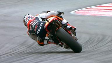 Sepang 2012 - MotoGP - QP - Action - Dani Pedrosa -