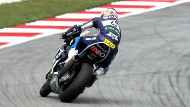 Sepang 2012 - Moto2 - FP3 - Action - Esteve Rabat