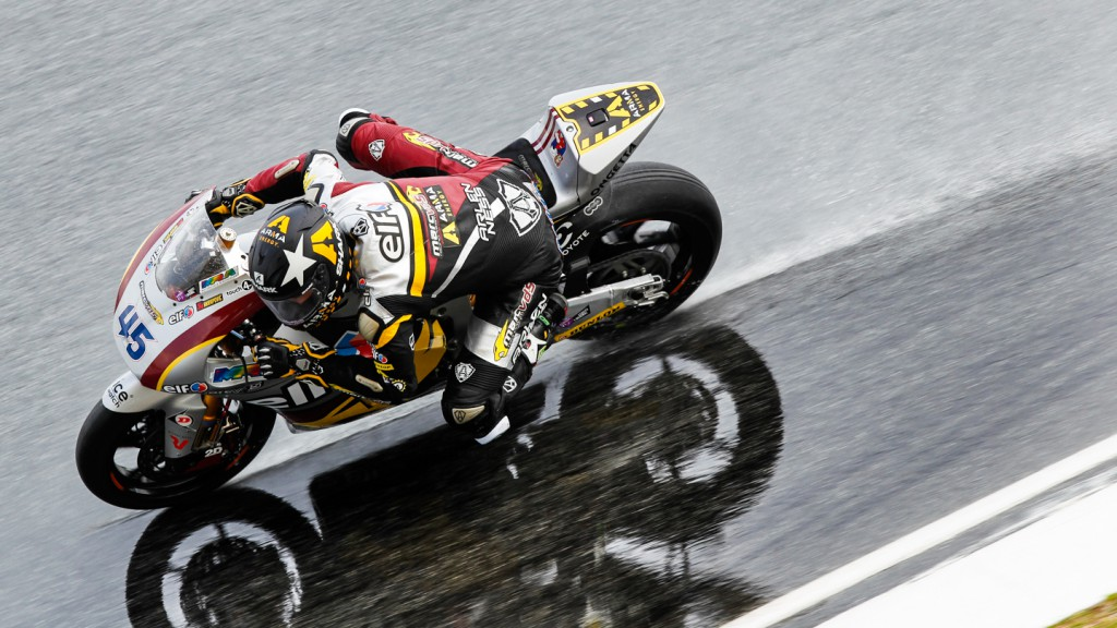Scott Redding, Marc VDS Racing Team, Sepang FP3