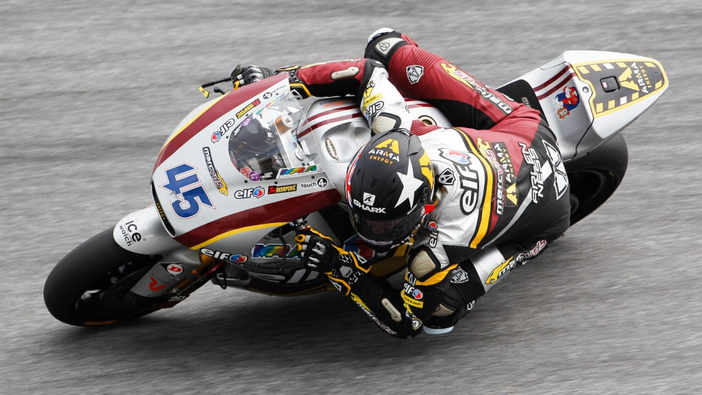 Scott Redding, Marc VDS Racing Team, Sepang QP