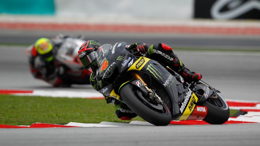 Andrea Dovizioso, Monster Yamaha Tech 3, Sepang QP