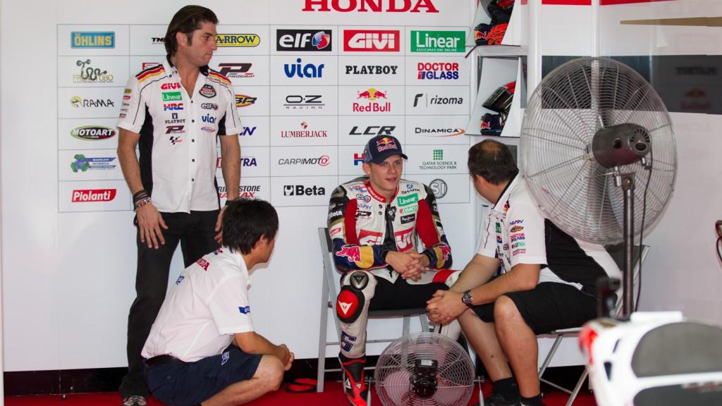 Stefan Bradl, LCR Honda MotoGP, Sepang QP
