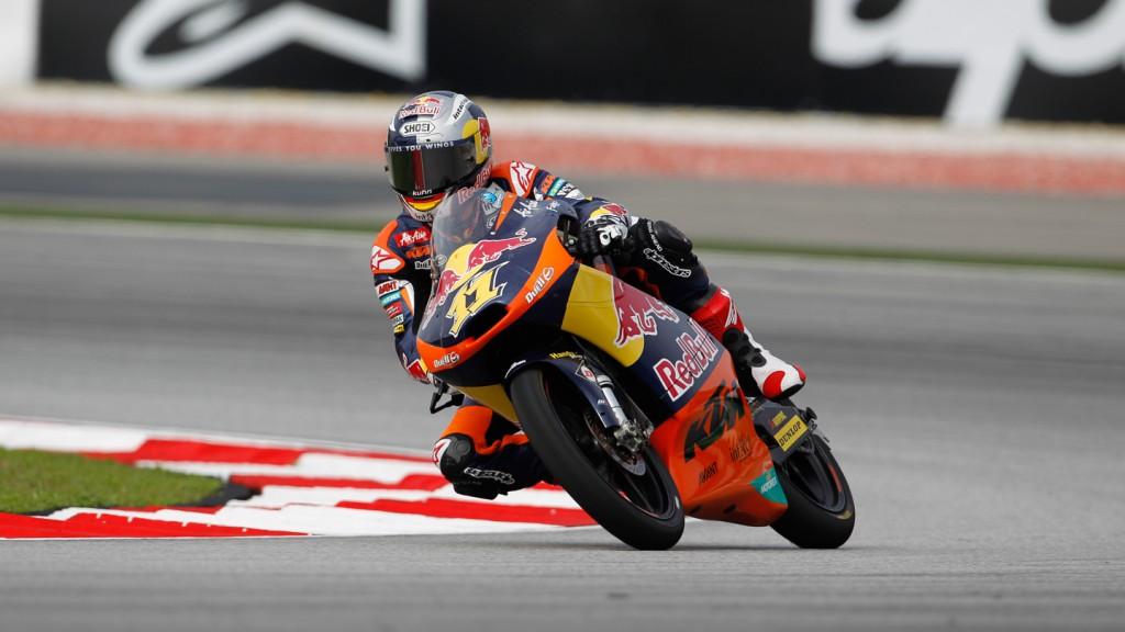 Sandro Cortese, Red BUll KTM Ajo, Sepang QP