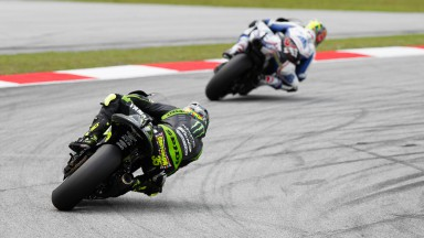 Cal Crutchlow, Monster Yamaha Tech 3, Sepang QP