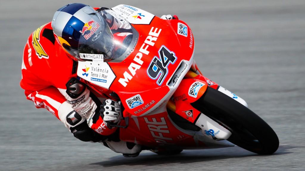 Jonas Folger, Mapfre Aspar Team Moto3, Sepang FP3