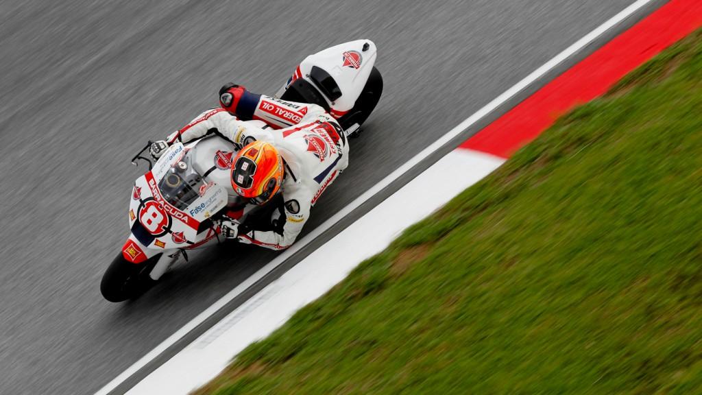Gino Rea, Federal Oil Gresini Moto2