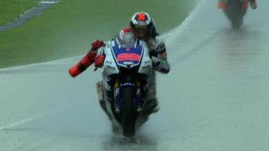 Sepang 2012 - MotoGP - RACE - Action - Jorge Lorenzo