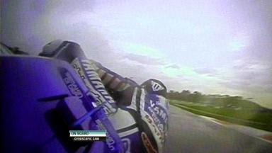 Sepang 2012 - MotoGP - RACE - Action - Ben Spies - Crash
