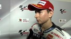 Sepang 2012 - MotoGP - RACE - Interview - Jorge Lorenzo