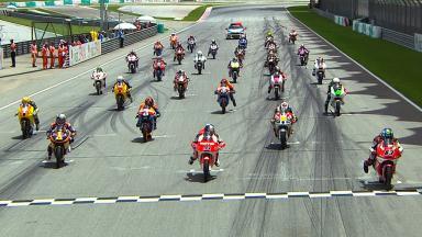 Sepang 2012 - Moto3 - RACE - Full