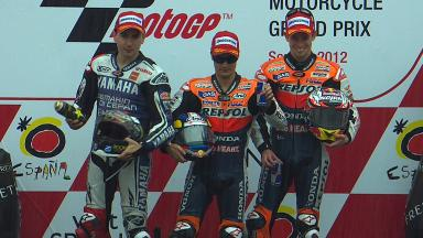 Sepang 2012 - MotoGP - RACE - Highlights