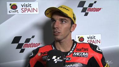 Correct strategy pays off for Moto2™ winner De Angelis