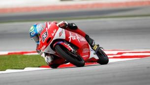 malaysia warm up moto3 khairuddin