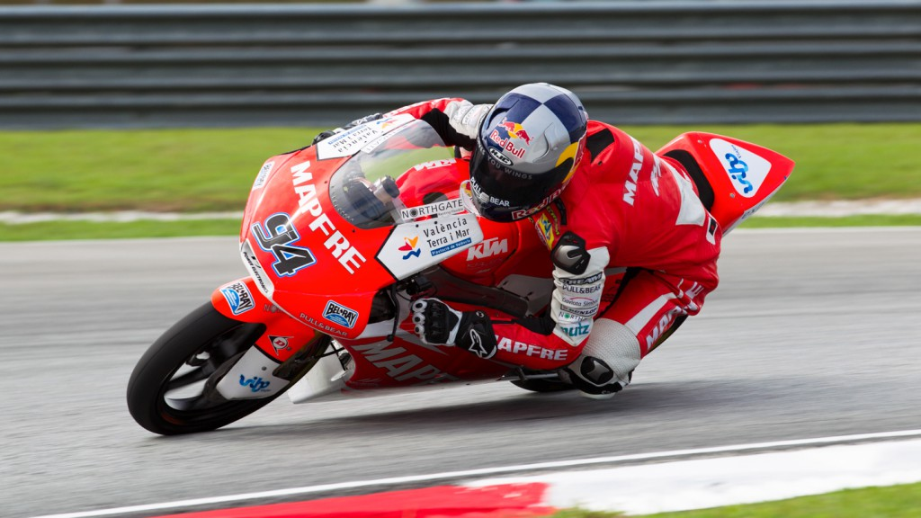 Jonas Folger, Mapfre Aspar Team Moto3, Sepang RAC