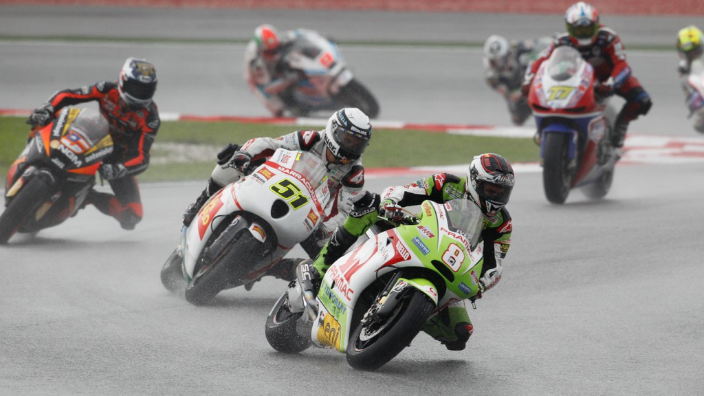 Hector Barbera, Pramac Racing Team, Sepang RAC