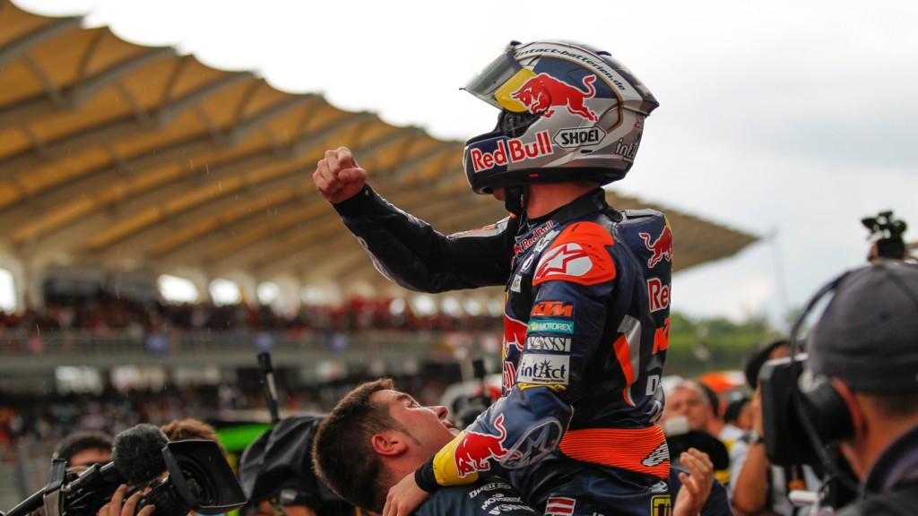 Sandro Cortese, Red Bull KTM Ajo, Sepang RAC