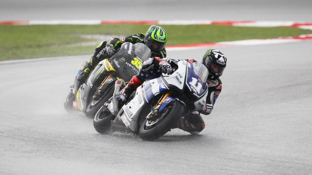 Ben Spies, Yamaha Factory Racing, Sepang RAC