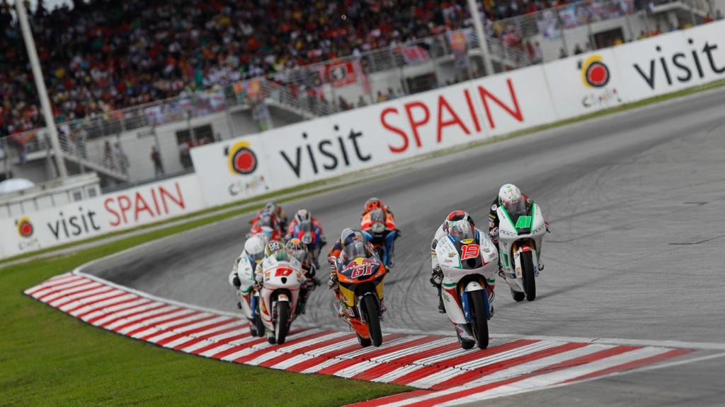 Moto3, Sepang RAC