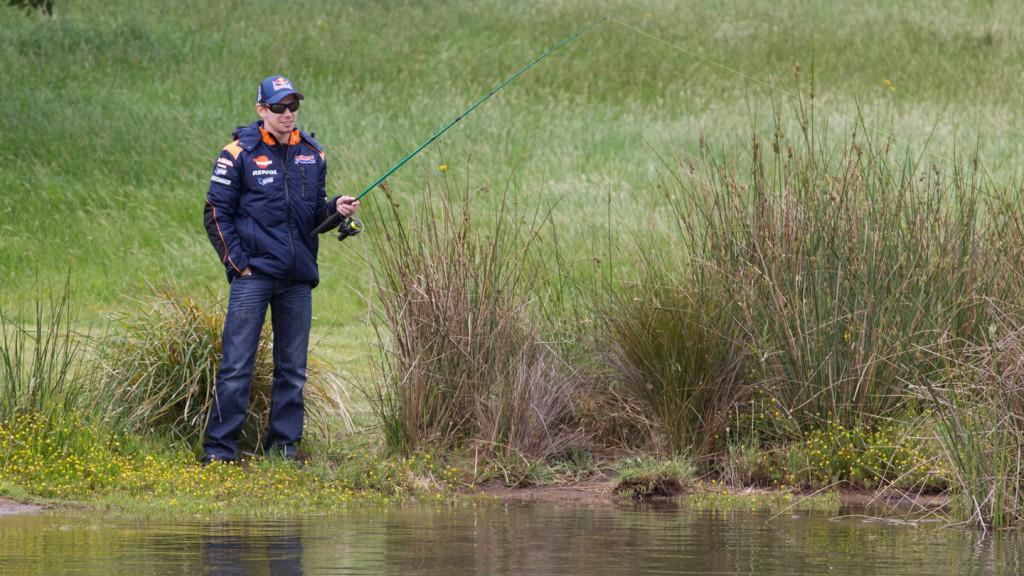 Casey Stoner, Repsol Honda Team, AirAsia Australian Grand Prix MotoGP preevent