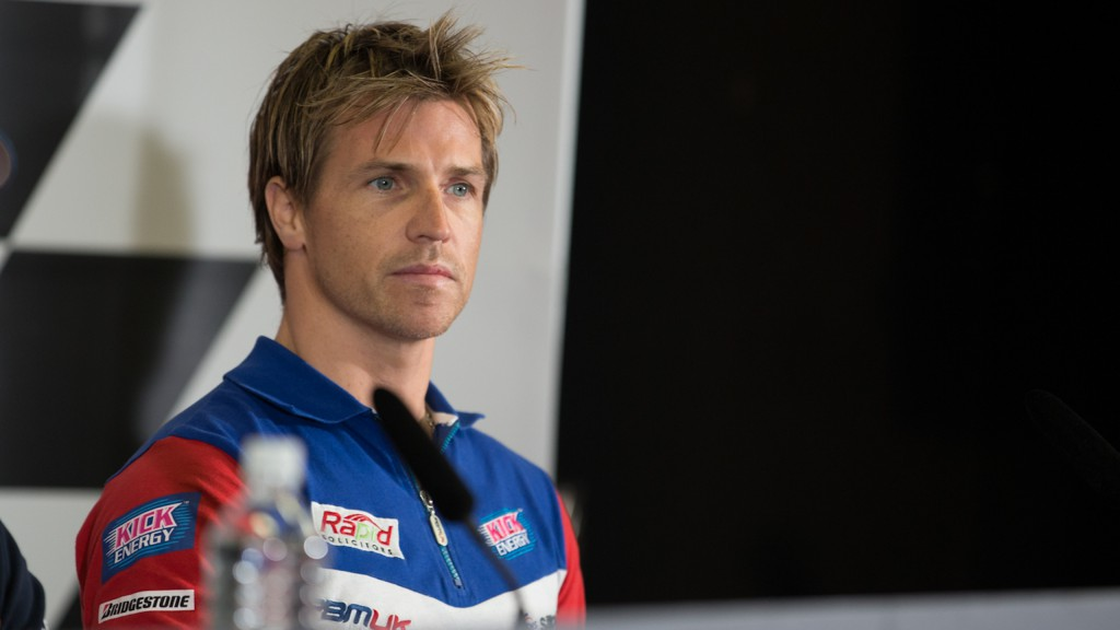 James Ellison, Paul Bird Motorsport, AirAsia Australian Grand Prix Press Conference