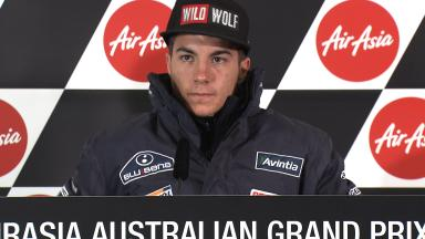 Viñales makes public statement ahead of Moto3 return