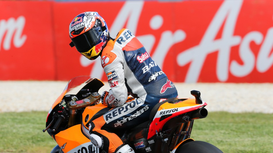 Casey Stoner, o herói local