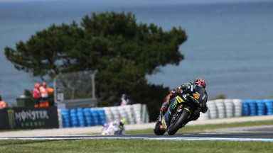 Andrea Dovizioso, Monster Yamaha Tech 3, Phillip Island FP2