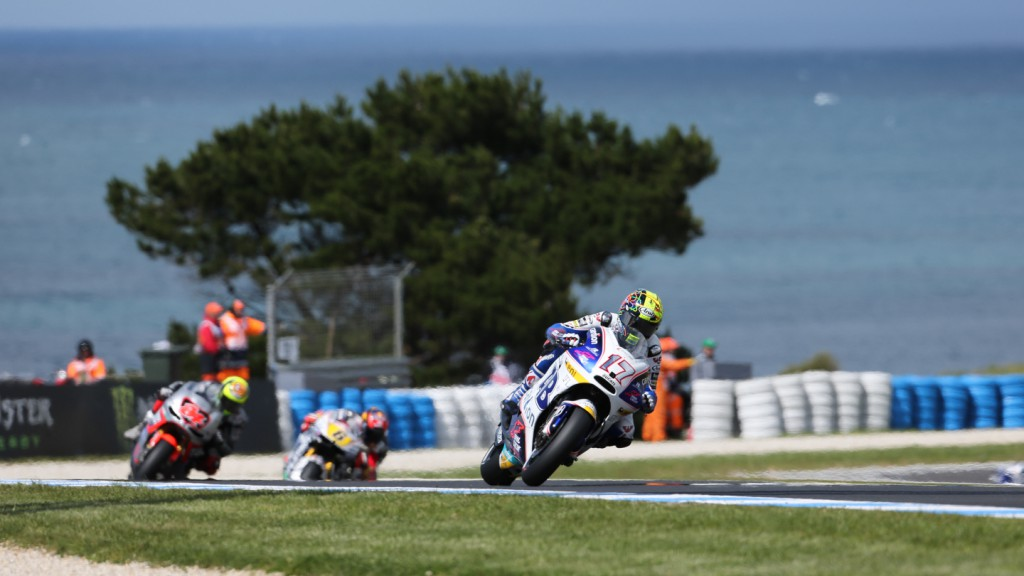 Karel Abraham, Cardion AB Motoracing, Phillip Island FP2