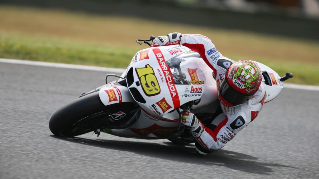 Alvaro Bautista, SAn Carlo Honda Gresini, Phillip Island FP2
