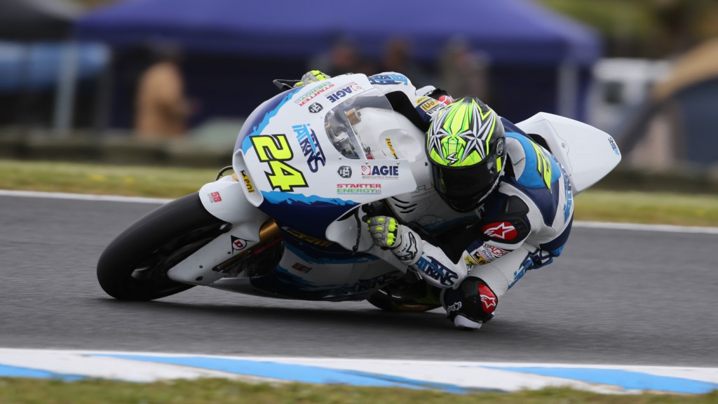 Toni Elias, Italtrans Racing Team, Phillip Island FP2
