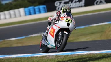 Michele Pirro, San Carlo Honda Gresini, Phillip Island FP2