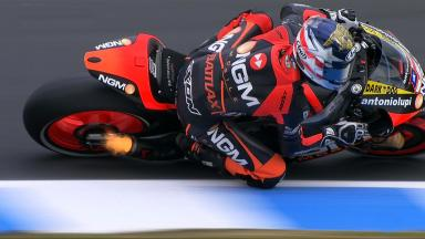 Phillip Island 2012 - MotoGP - QP - Action - Colin Edwards