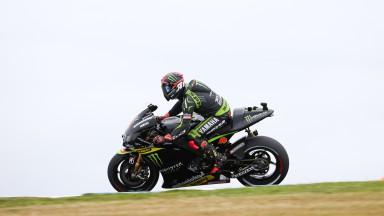 Andrea Dovizioso, Monster Yamaha Tech 3, Phillip Island QP
