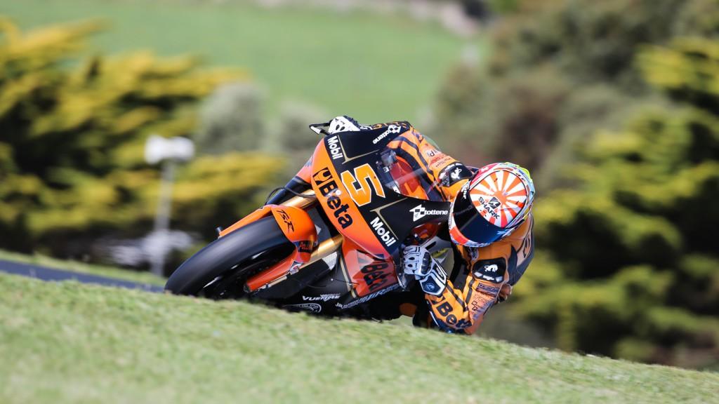 Johann Zarco, JiR Moto2, Phillip Island QP