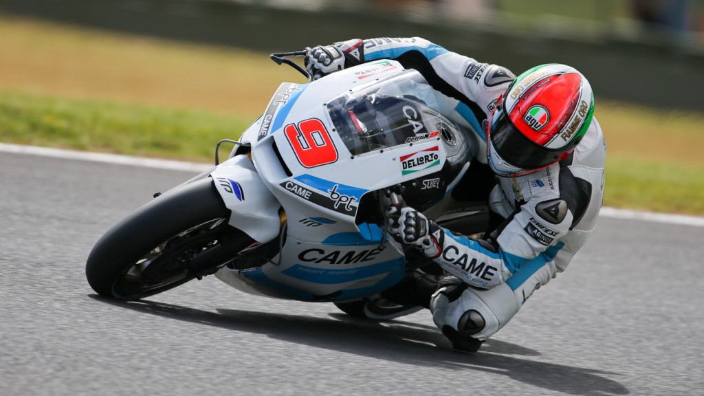 Danilo Petrucci, Came IodaRacing Project, Phillip Island QP