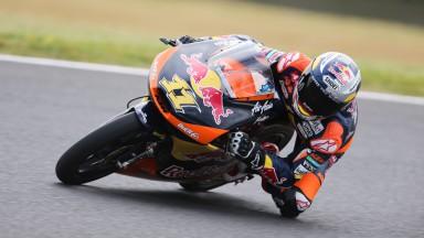 Sandro Cortese, Red Bull KTM Ajo, Phillip Island FP3