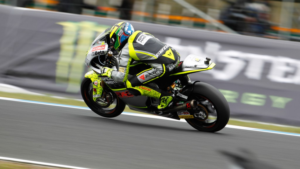 Andrea Iannone, Speed Master, Phillip Island QP