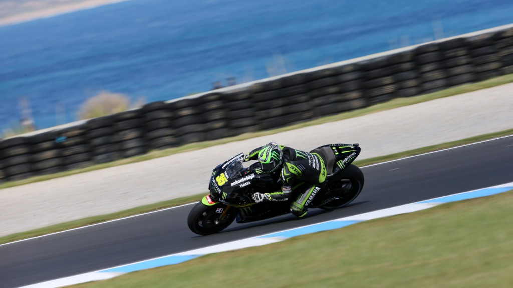 Cal Crutchlow, Monster Yamaha Tech 3, Phillip Island QP
