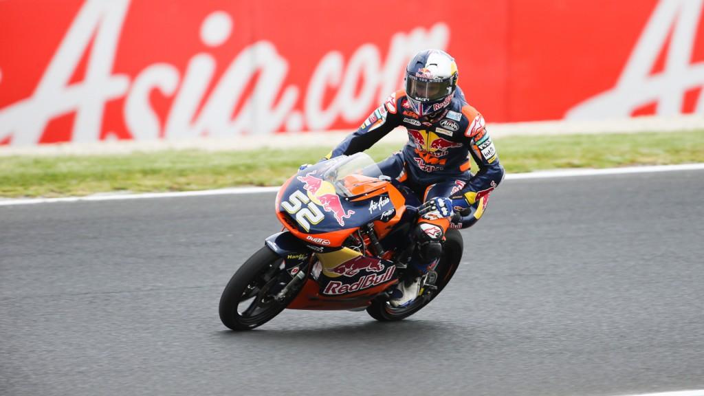 Danny Kent, Red Bull KTM Ajo, Phillip Island FP3