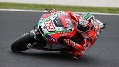 Nicky Hayden, Ducati Team, Phillip Island QP