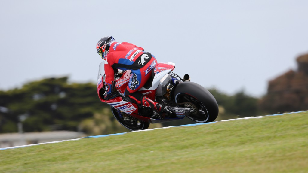 James Ellison, Paul Bird Motorsport, Phillip Island QP
