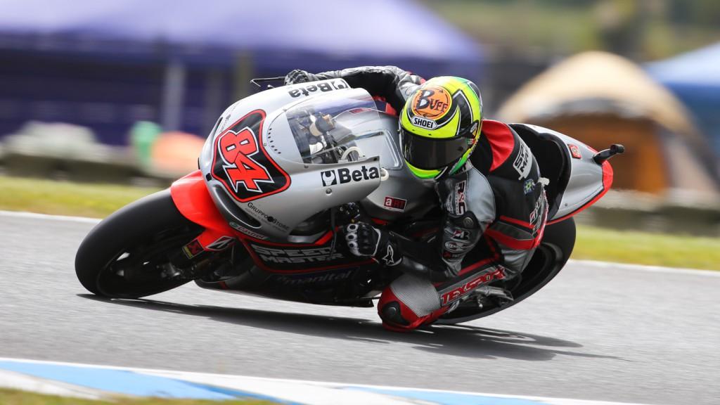 Roberto Rolfo, Speed Master, Phillip Island QP