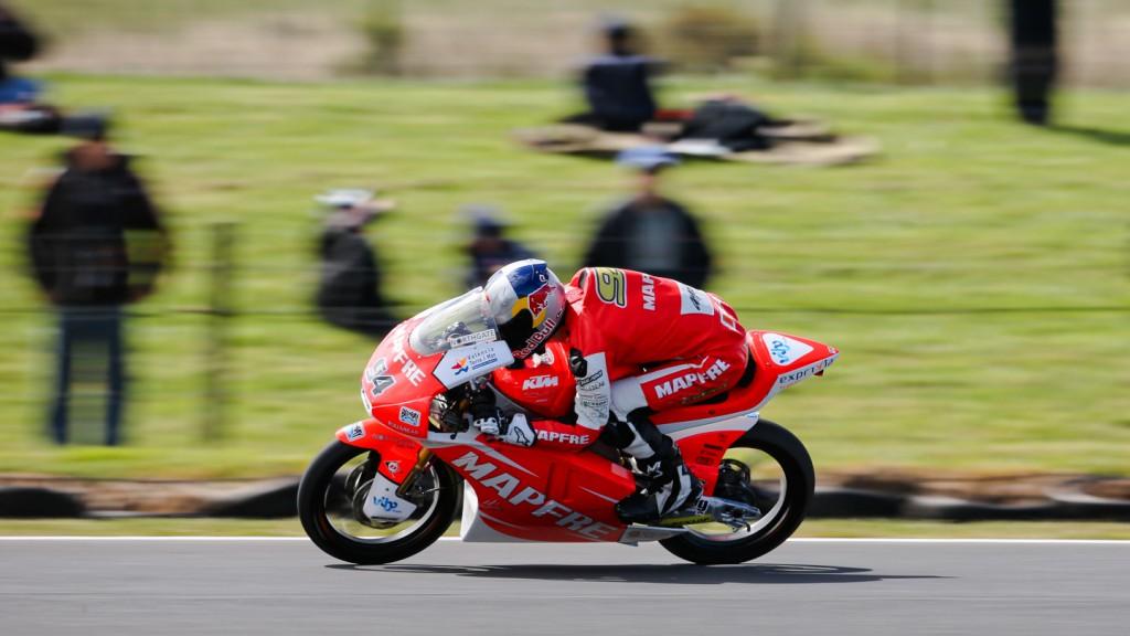 Jonas Folger, Mapfre Aspar Team Moto3, Phillip Island QP