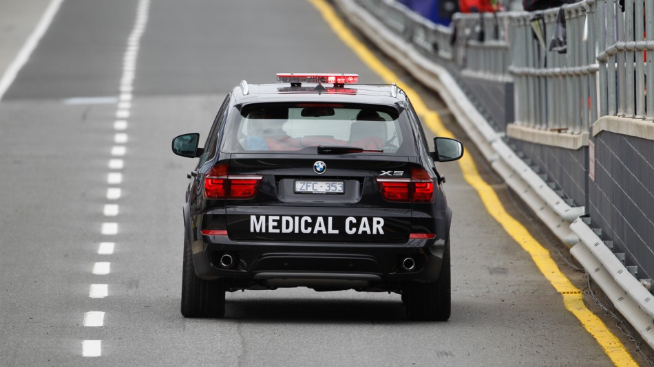 Medical Car, Phillip Island FP3