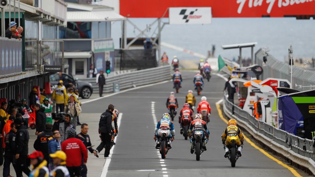 Moto3 Phillip Island QP