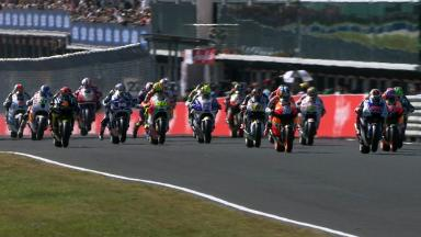Phillip Island 2012 - MotoGP - RACE - Action - Race start