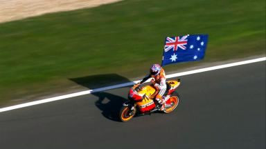 Phillip Island 2012 - MotoGP - RACE - Highlights