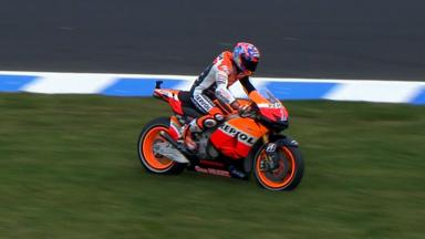 Phillip Island 2012 - MotoGP - WUP - Action - Casey Stoner
