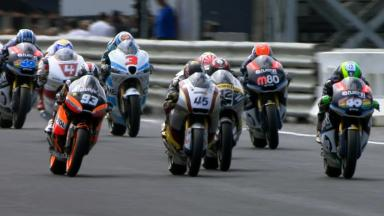 Phillip Island 2012 - Moto2 - RACE - Action - Race start